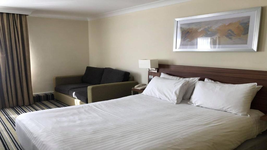Holiday Inn IPSWICH - Laterooms