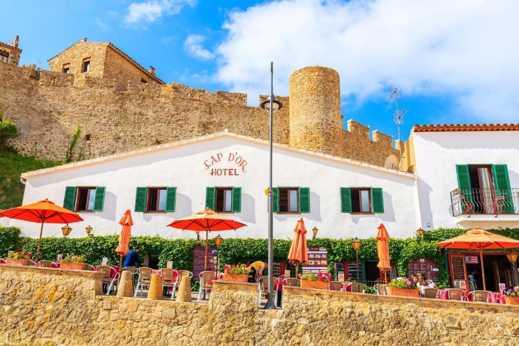 Hotel Cap d'Or Tossa de Mar, Spain