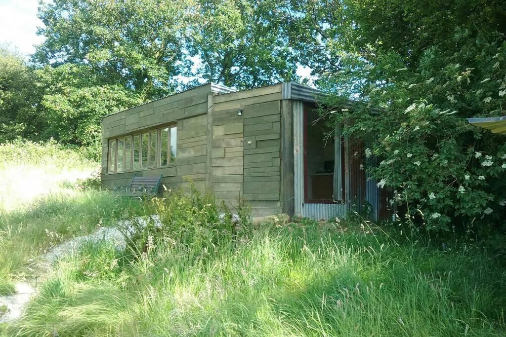 Stags View,Unique eco cabin, Dartmoor views