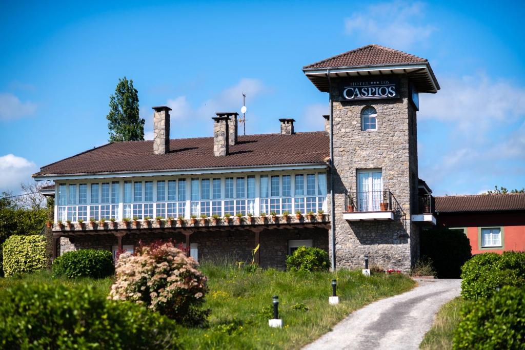 Hotel Los Caspios 20