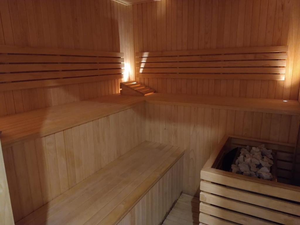 El spa o centro de bienestar en Chacras de Sierra