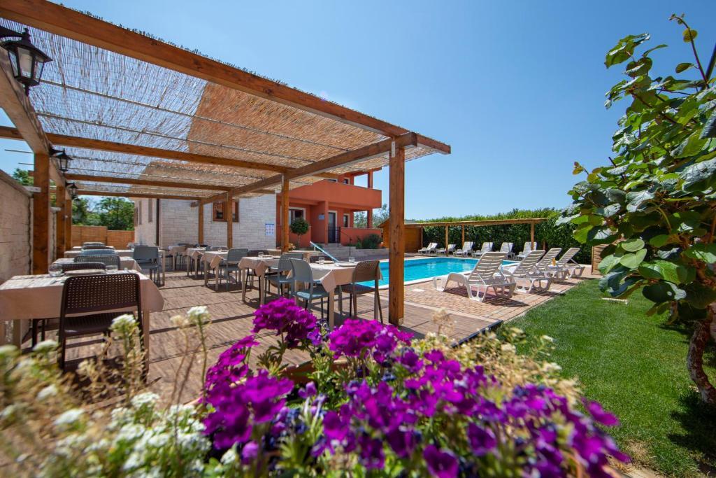 Hotel Natura Vilanija Umag, Croatia