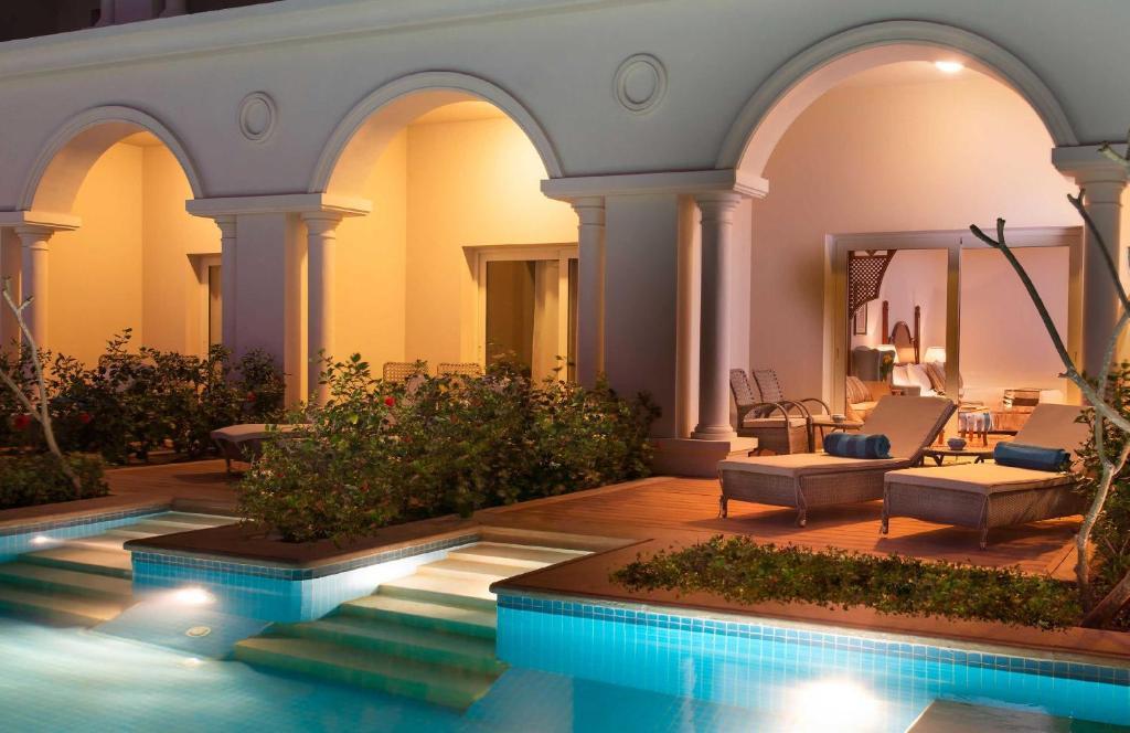Президентський люкс біля самої води - 1 спальня (Тільки для дорослих): фотографія №3