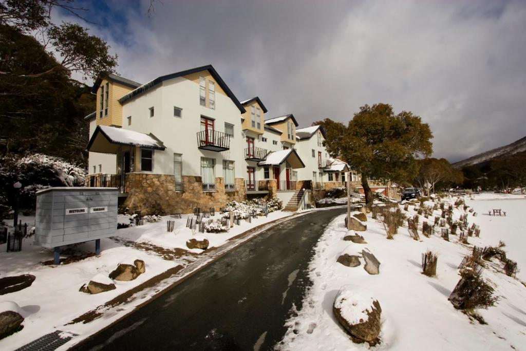 Thredbo Apartment Accommodation during the winter