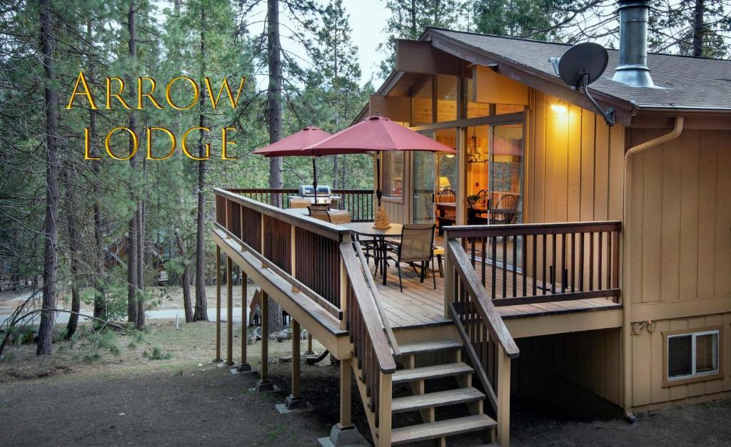Arrow Lodge - 4BR/2.5BA Home