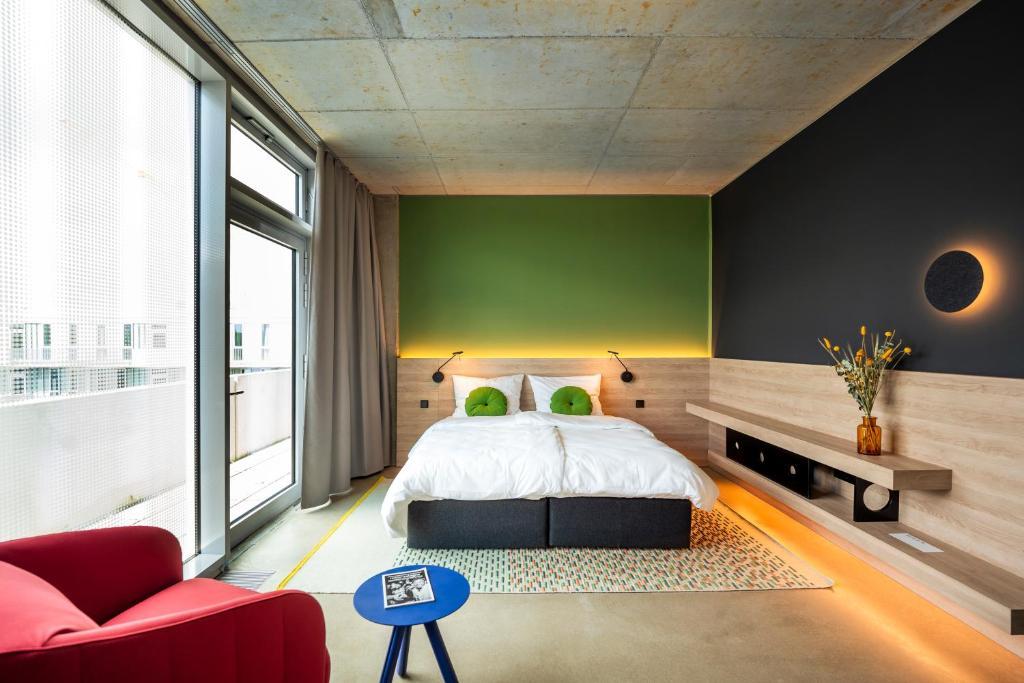 Koncept Hotel Josefine Köln, Juni 2021