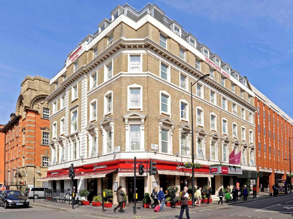 The Mercure London Paddington Hotel.