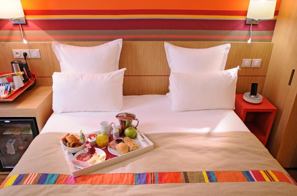 Best Western Hotel Du Mucem - Laterooms
