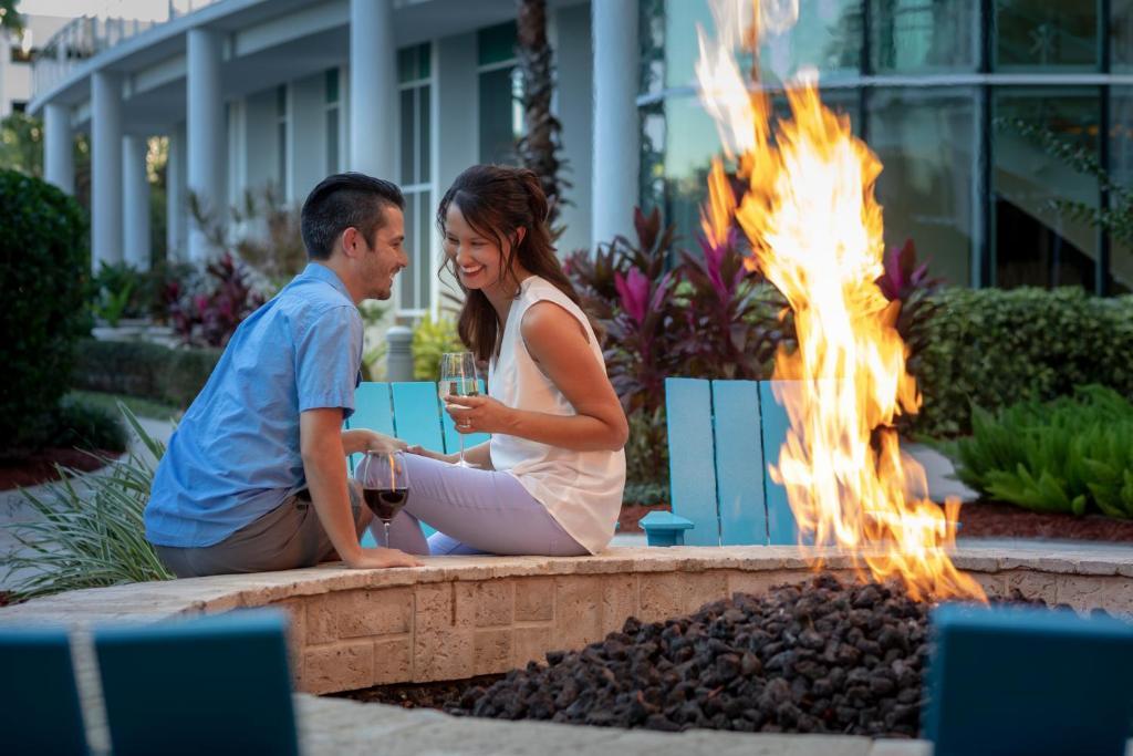 Hilton Orlando - Laterooms
