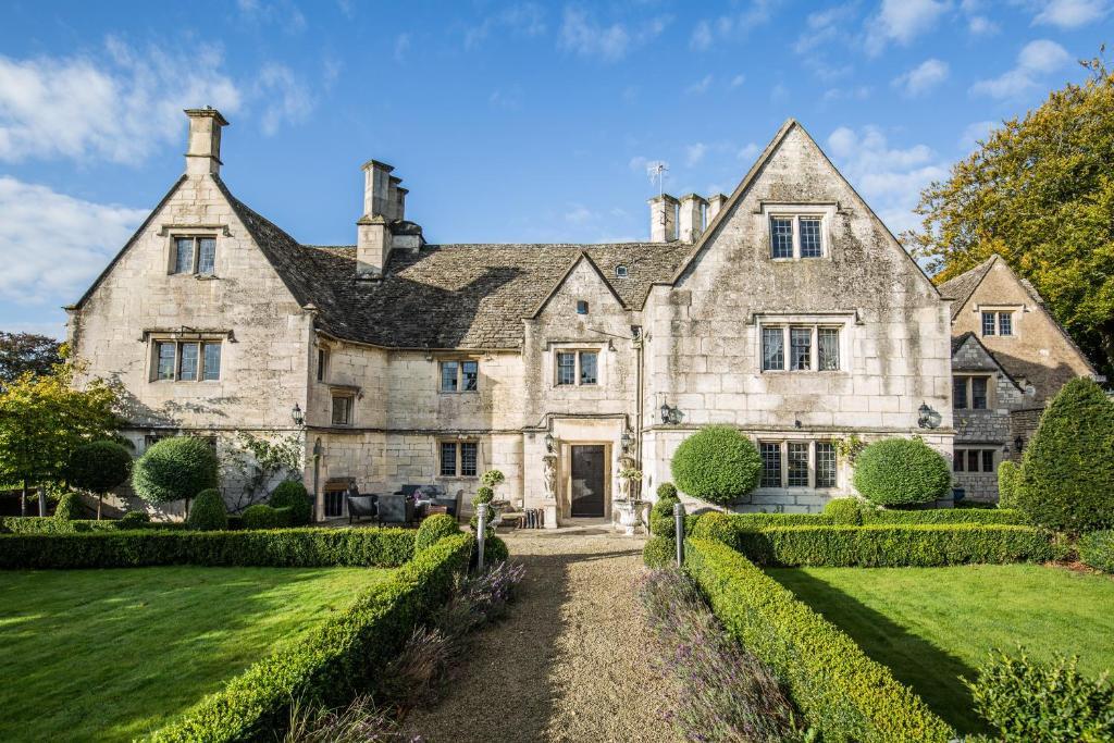 Court House Manor Luxury B&B in Painswick, Gloucestershire, England