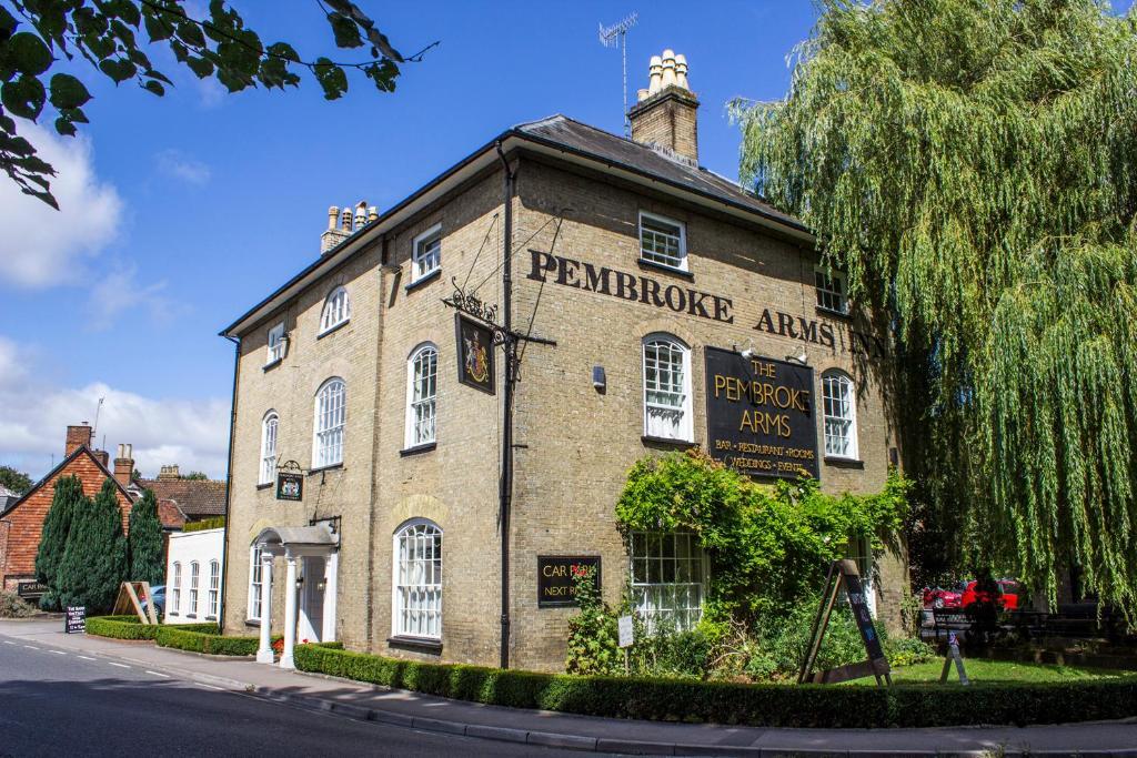 The Pembroke Arms in Salisbury, Wiltshire, England
