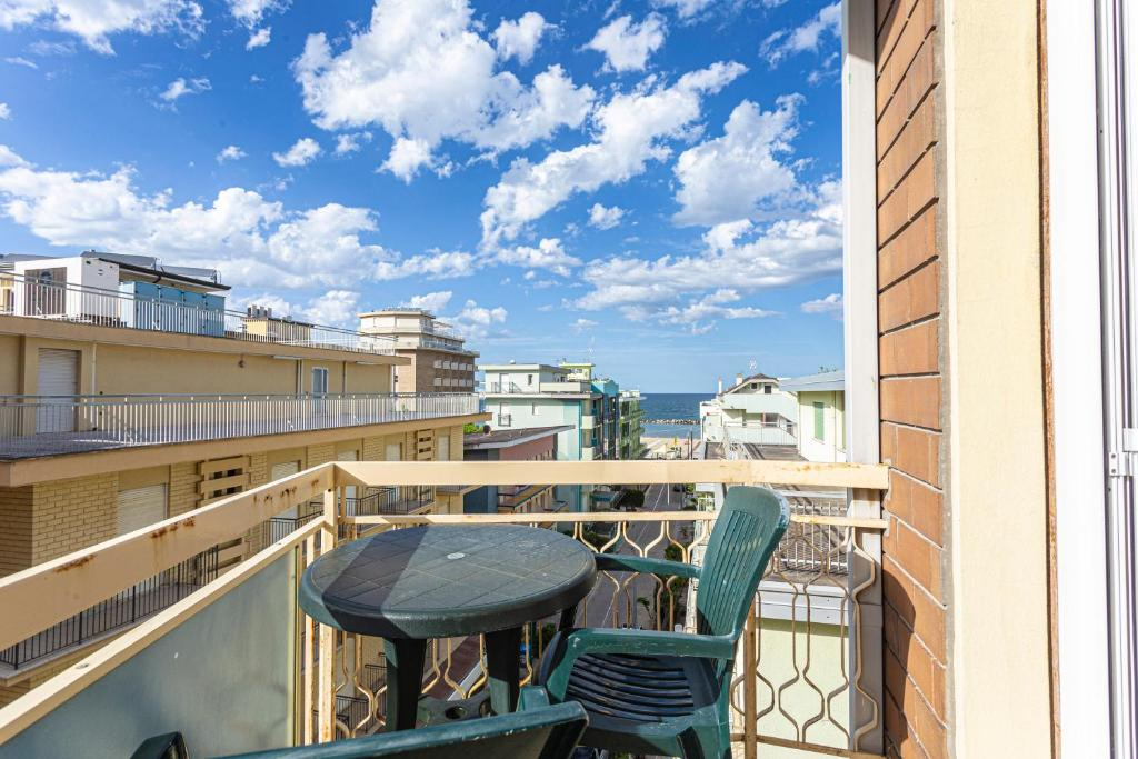 A balcony or terrace at Residence & Suites
