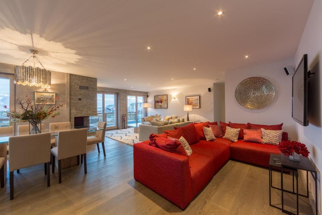Apartment La Forêt 2 - Spa access