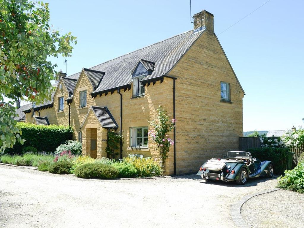 Willow Cottage in Blockley, Gloucestershire, England
