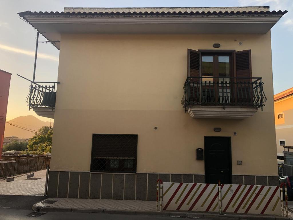B&B Limoncello - Pompei - Vista sul Vesuvio