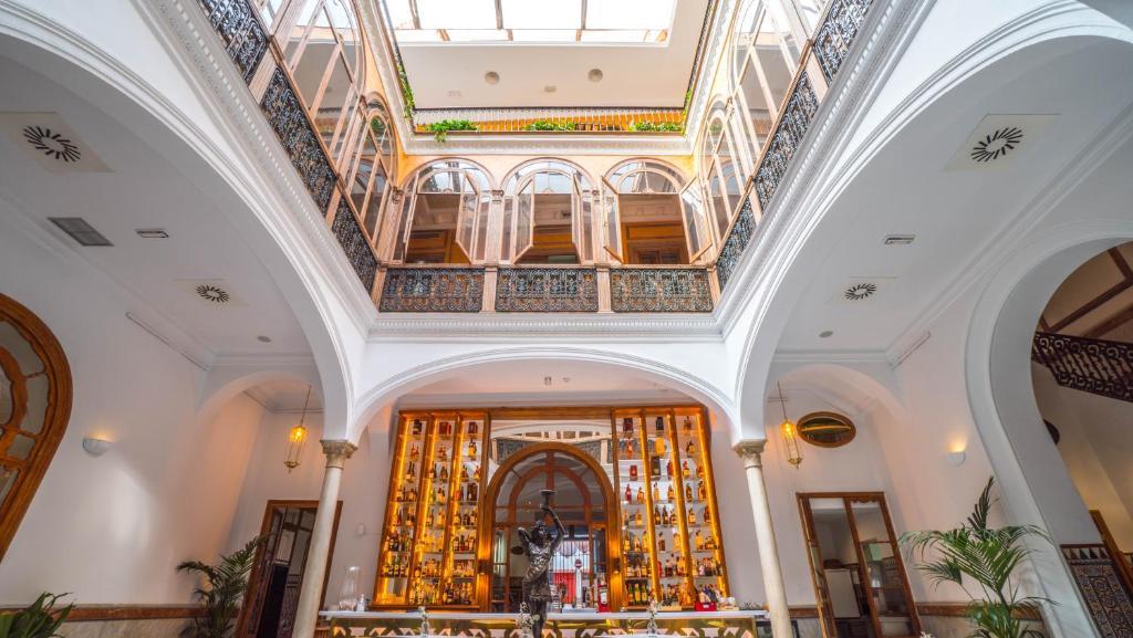 Hotel Alabardero Seville, Spain
