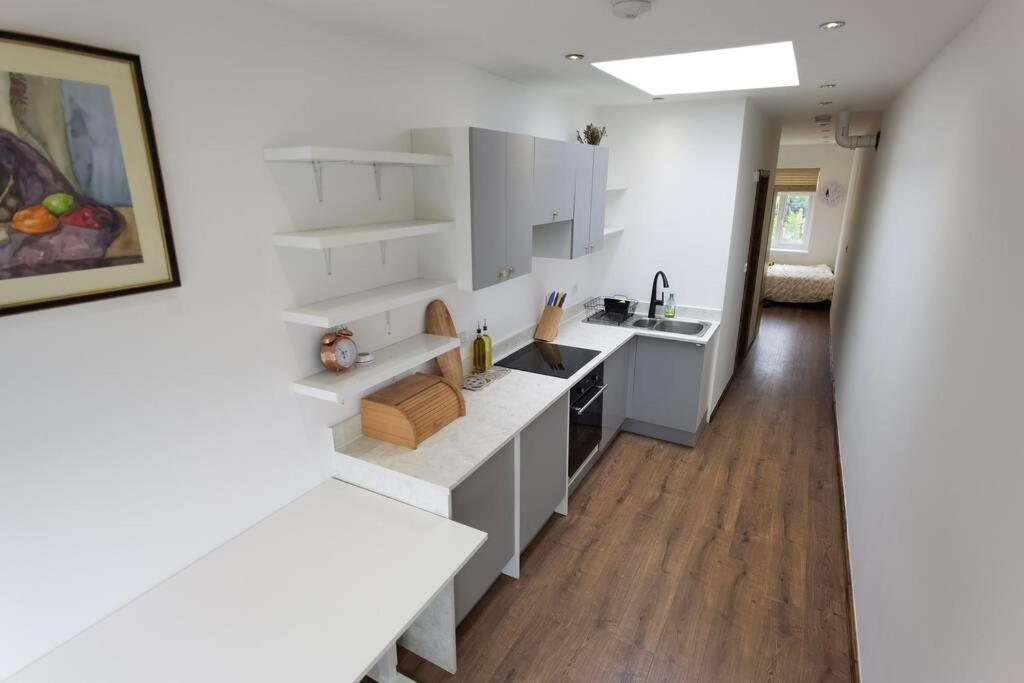 Newly renovated flat with private entrance. London