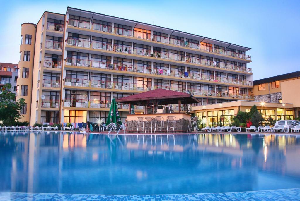 Hotel Trakia Garden - Half Board Sunny Beach, Bulgaria