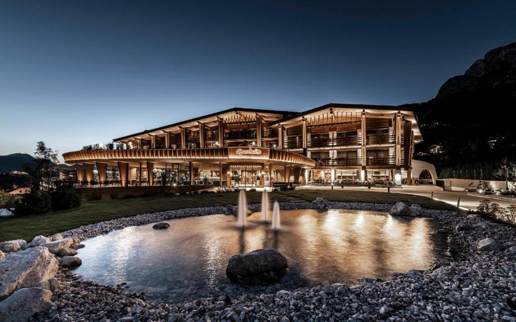 Sporthotel Gran Baita Selva di Val Gardena, Italy
