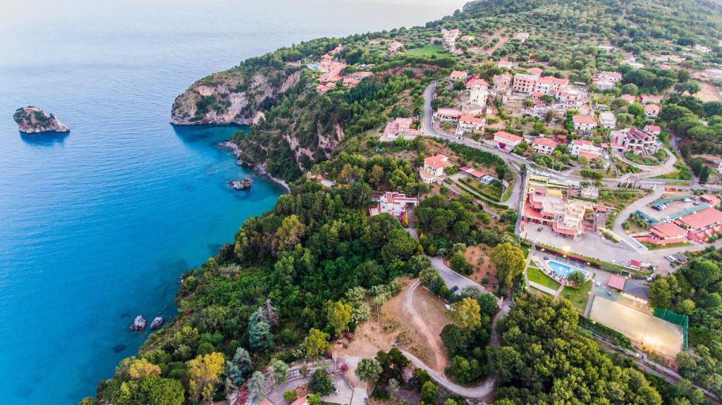 A bird's-eye view of Le Terrazze Residence