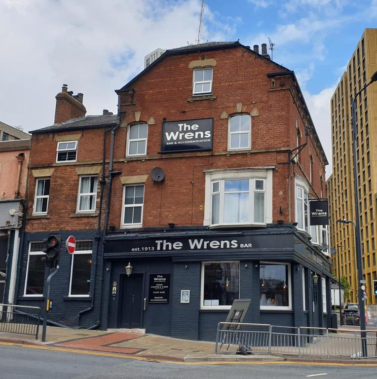 The Wrens in Leeds, West Yorkshire, England
