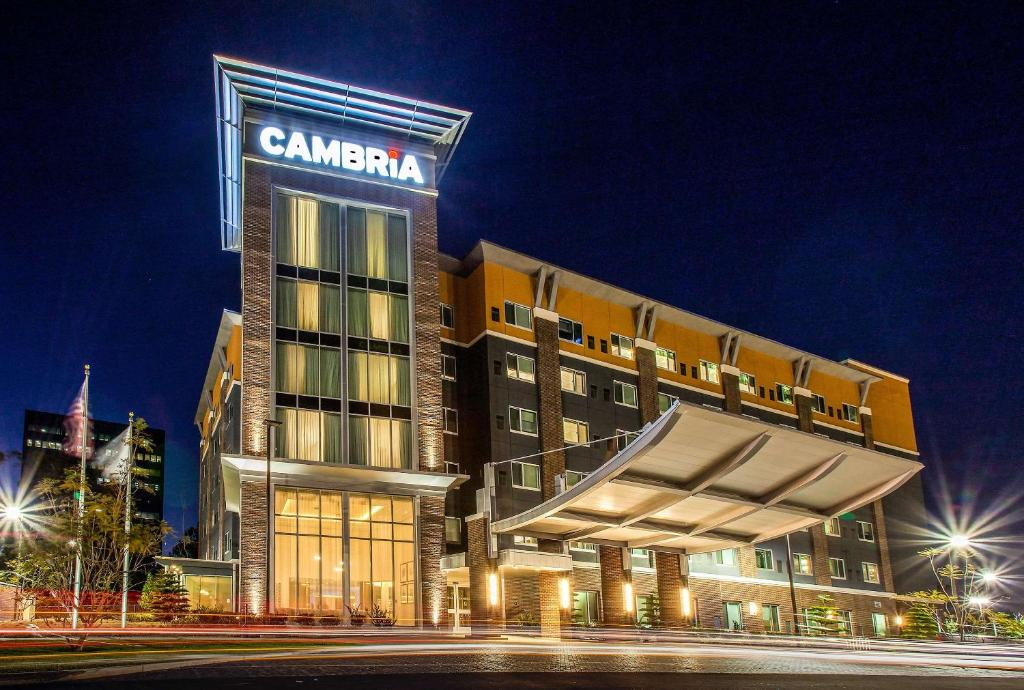 The Cambria Hotel Los Angeles LAX Airport.