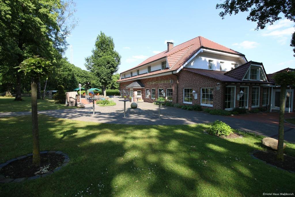 Hotel-Restaurant Haus Waldesruh Borken, Germany