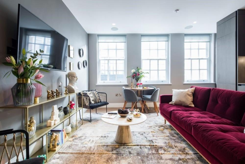 2 Bed Boutique Apartment Soho