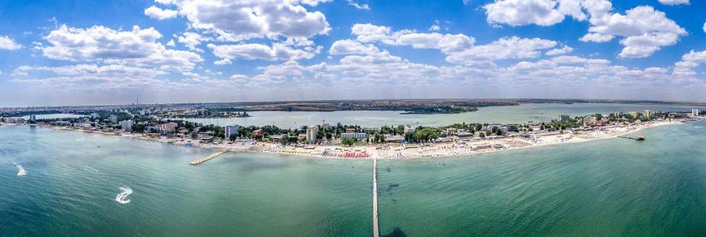 Vedere de sus a Maria Residence Serviced Apartments Mamaia