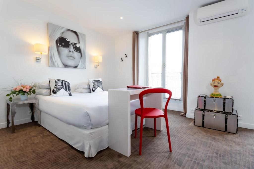 Hotel Colette - Laterooms
