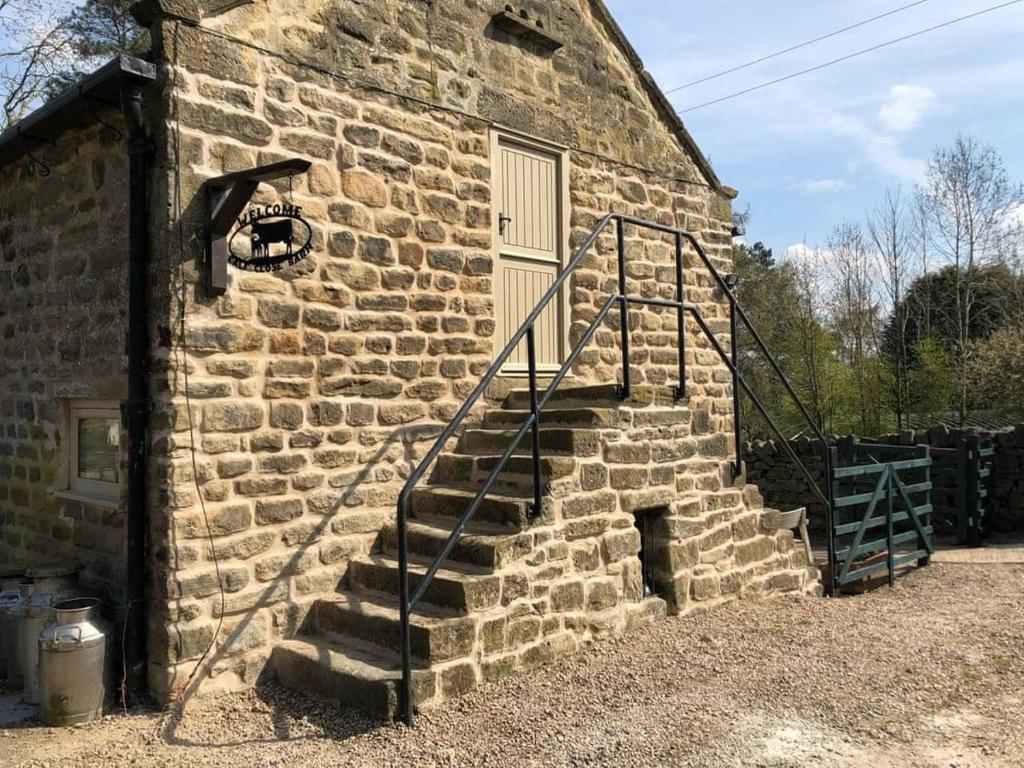 Calf Close Barn in Ashover, Derbyshire, England