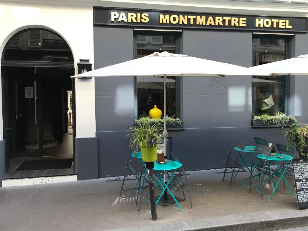Hotel de Paris Montmartre Paris, France