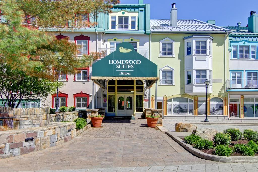 Homewood Suites by Hilton Mont-Tremblant Resort