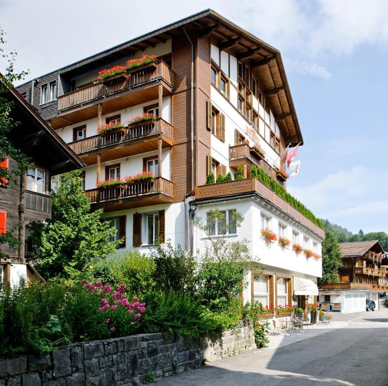 Hotel Bristol Relais du Silence Superior Adelboden, Switzerland