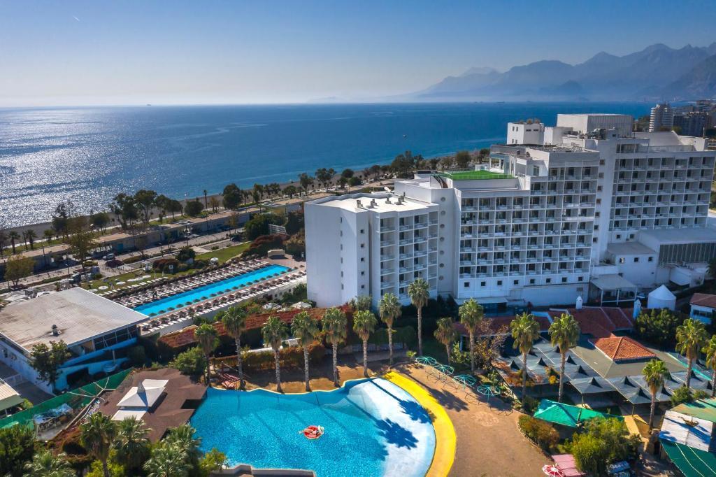 منظر فندق سو & أكوالاند من الأعلى