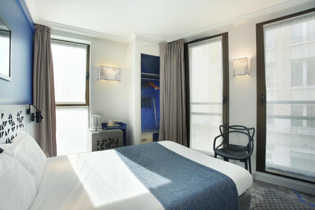 Hotel Beaugrenelle Tour Eiffel - Laterooms