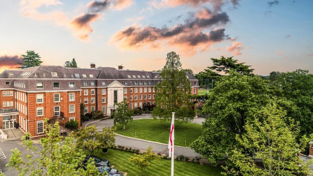 Lensbury Resort in Teddington, Greater London, England