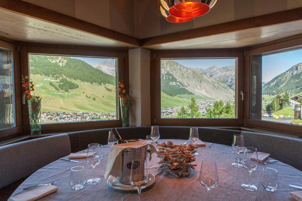 Restaurace v ubytování Alexander Charme Hotel