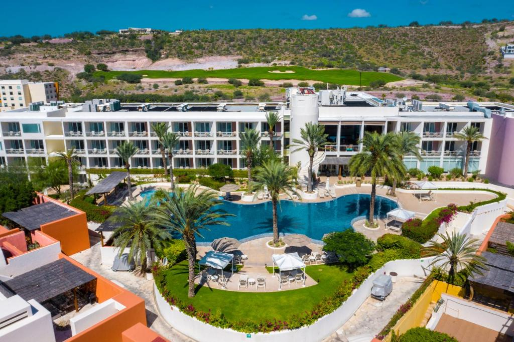 A view of the pool at Costa Baja Resort & Spa or nearby
