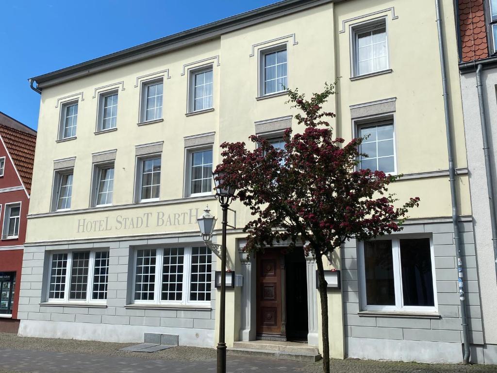 Hotel Stadt Barth, Juni 2021