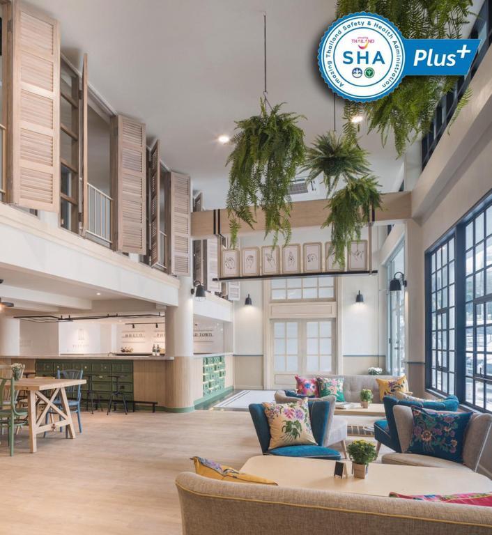 The Blanket Hotel Phuket Town - SHA Plus