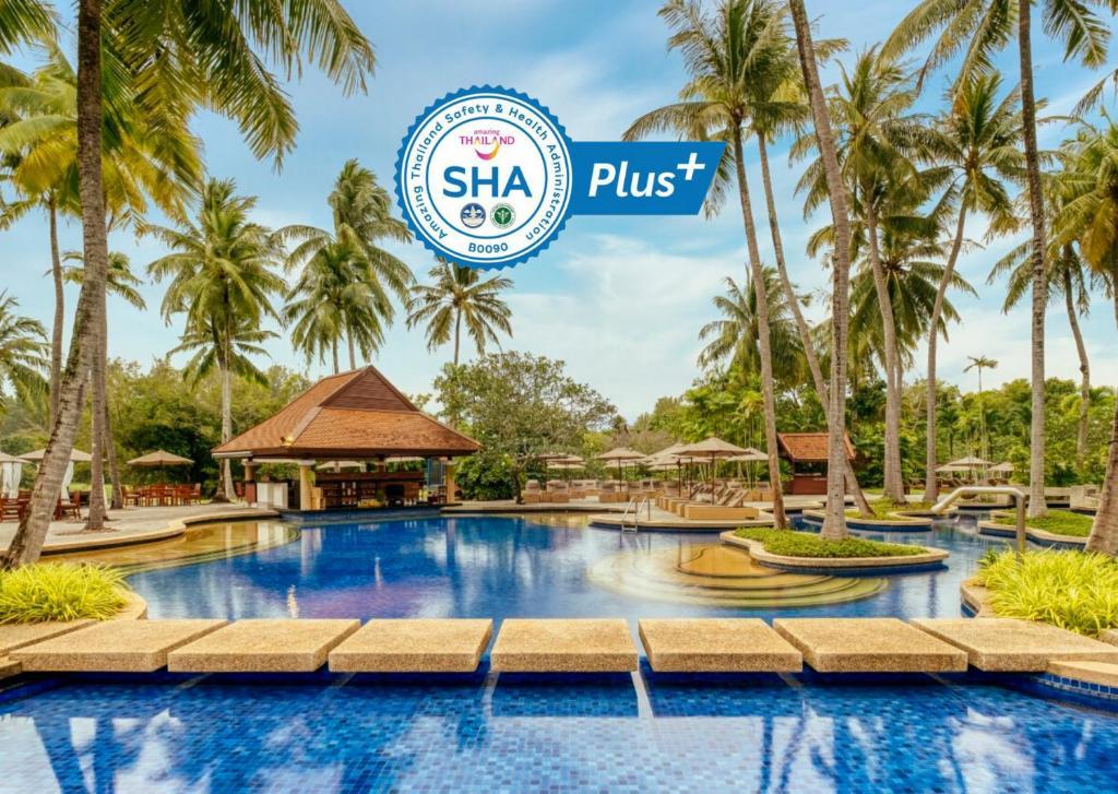 Бассейн в Banyan Tree Phuket - SHA Plus или поблизости