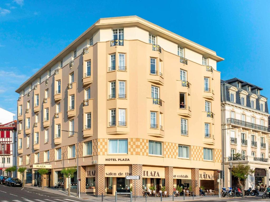 Mercure Biarritz Centre Plaza - Laterooms