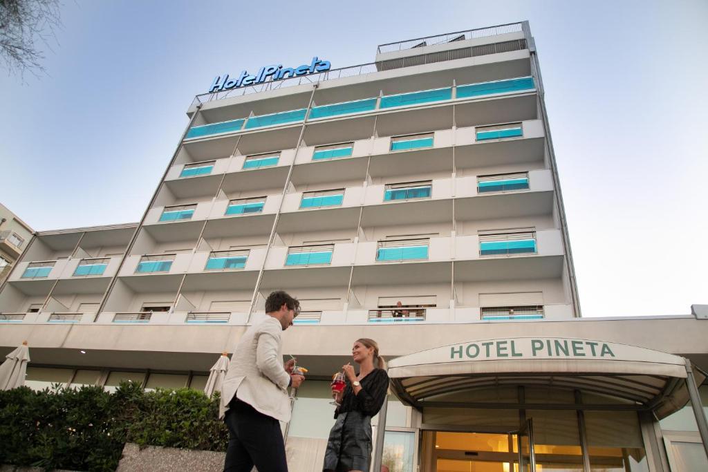 Hotel Pineta Sottomarina, Italy