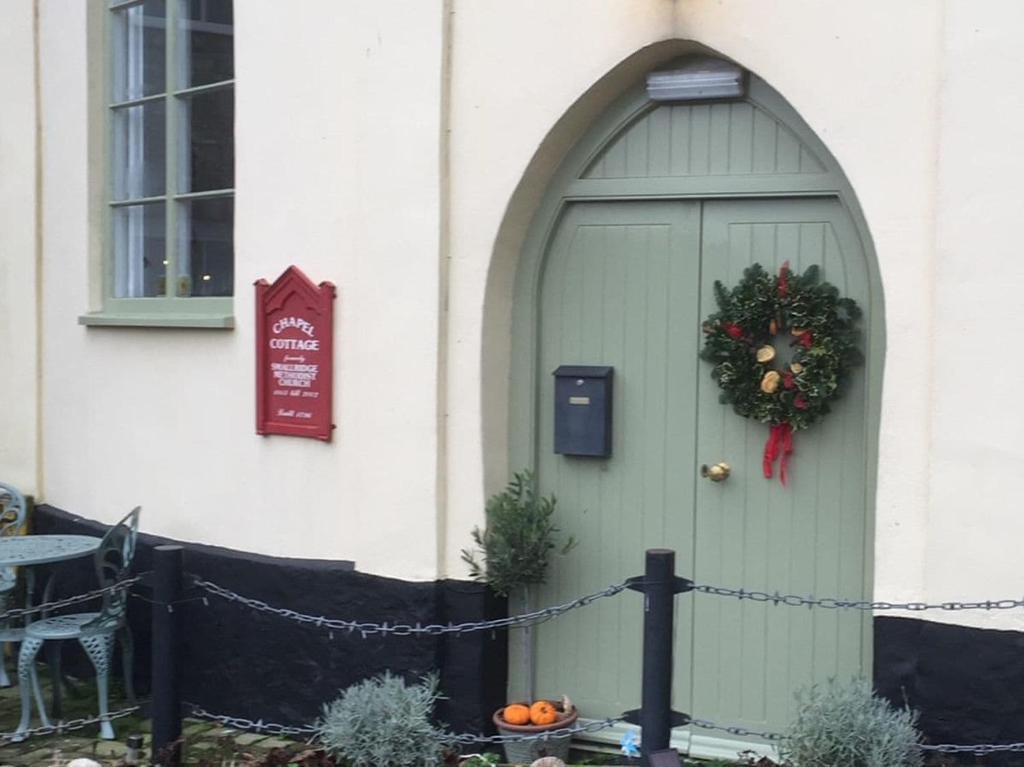 Chapel Cottage - Laterooms