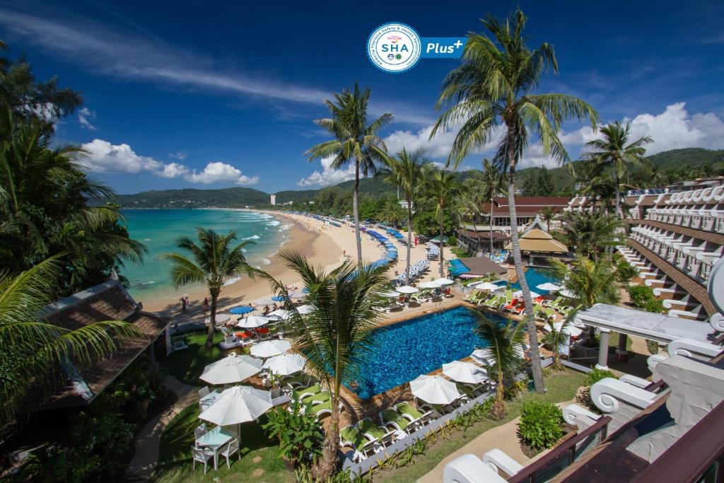 A view of the pool at Beyond Resort Karon - SHA Plus or nearby
