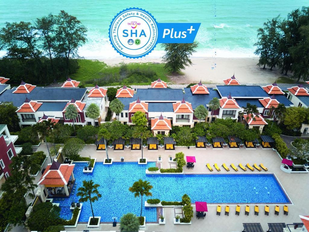 Вид на бассейн в Mövenpick Resort Bangtao Beach Phuket - SHA Plus или окрестностях