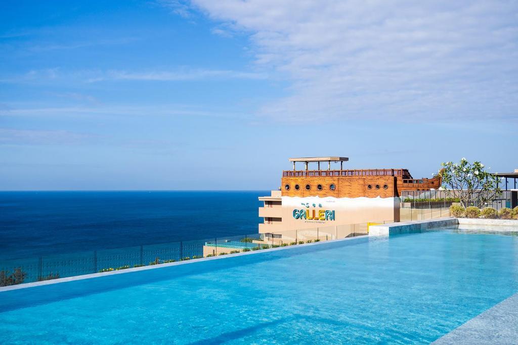 The swimming pool at or near The Sea Galleri by Katathani - SHA Plus