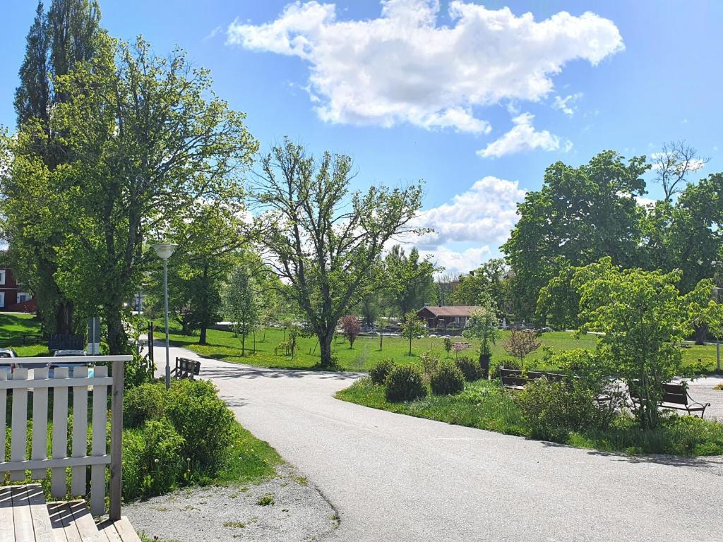 A garden outside Venngarn 304