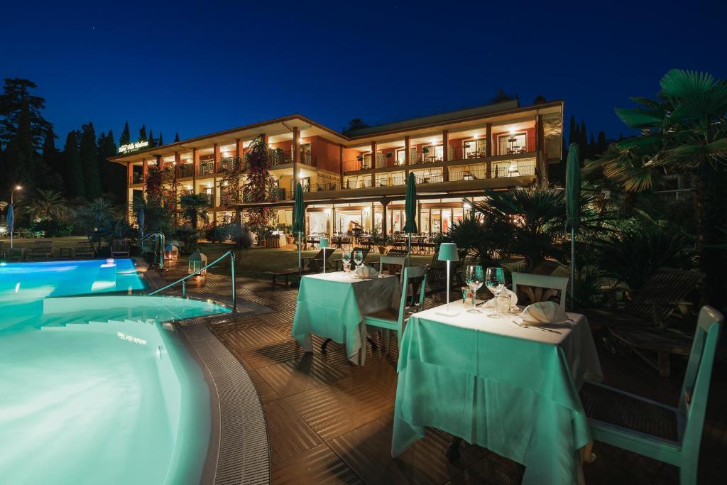 Hotel Villa Madrina Garda, Italy